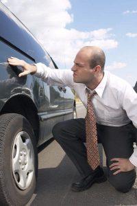 Auto Transport Customer With Damage Claim
