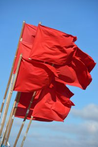 Dispatch Red Flags