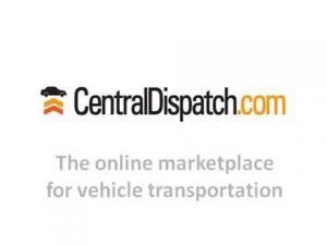 Central Dispatch Auto Transport Load Board