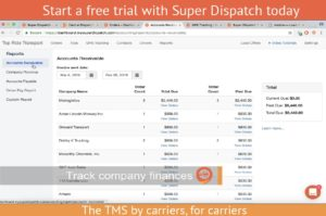 The TMS by Car Carriers, for Car Carriers