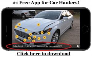 Car Hauler BOL App Super Dispatch