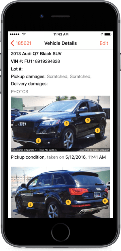 eBOL super dispatch insurance blog car hauler